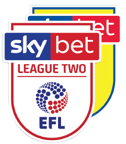 EFL | LEAGUE 2 - OVER 18's [+£6.00]