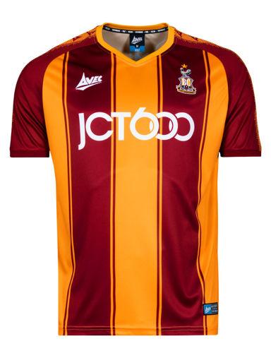Home Kit. Bradford City FC Online Store