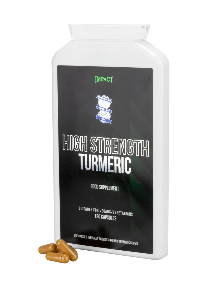 Picture of TURMERIC & BLACK PEPPER 120 CAP