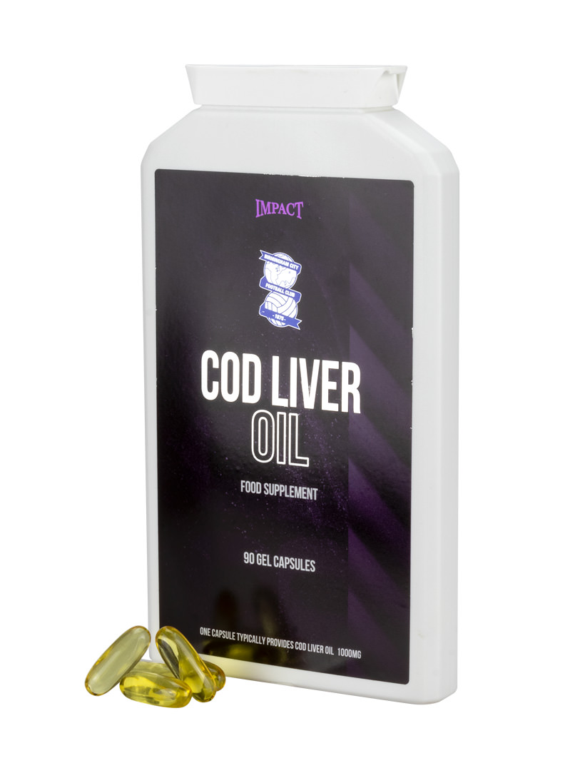 Picture of COD LIVER OIL 90 SOFT GELS